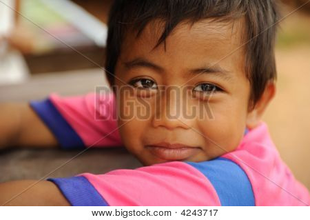 Child In Poverty