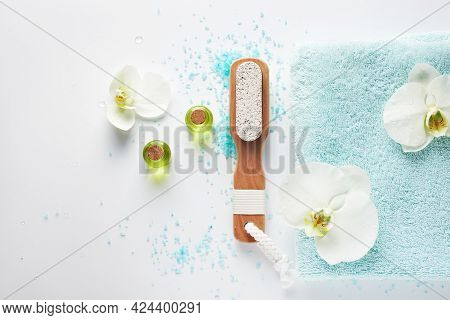Beauty And Skin Care Products. Spa Concept.