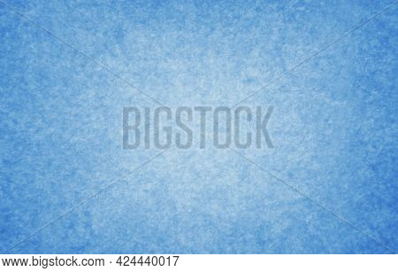 Close-up of blue textured paper background