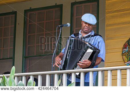New Orleans, La - June 11: Bruce