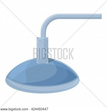 Useful Shower Icon. Cartoon Of Useful Shower Vector Icon For Web Design Isolated On White Background