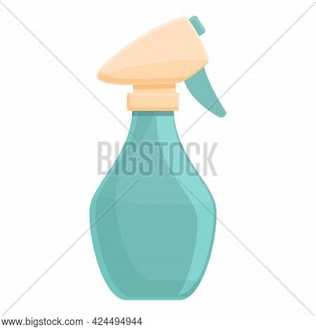 Carpet Cleaning Spray Icon. Cartoon Of Carpet Cleaning Spray Vector Icon For Web Design Isolated On