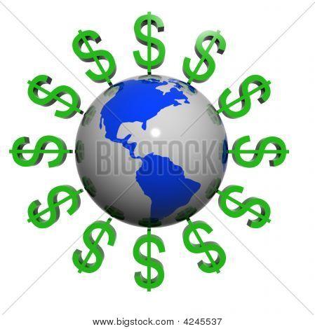 Dollars Near The Earth