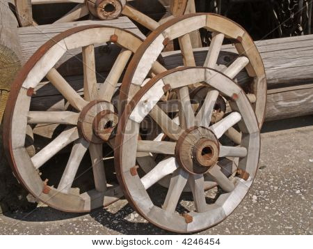 The Telega Wheels.