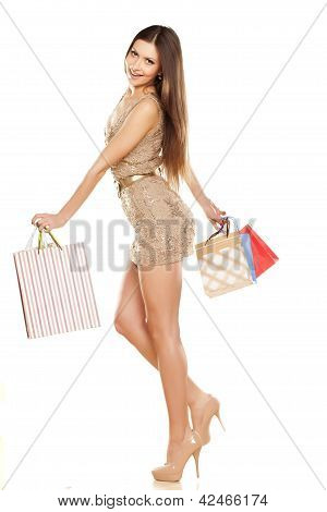 fun, business, race, adult, walking, babe, casual, people, one, female, smiling, elegant, dress, sh