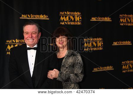 LOS ANGELES - FEB 15:  Jerry Mathers arrives at the 2013 MovieGuide Awards at the Universal Hilton Hotel on February 15, 2013 in Los Angeles, CA