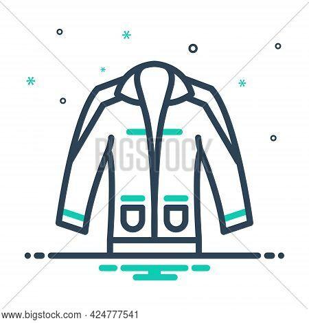 Mix Icon For Clothing Dress Costume Attire Raiment Garment