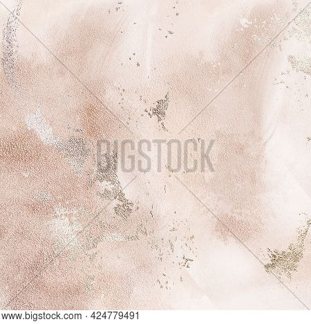 Silver Beige Marble Texture , Blush Coffee Digital Patterned Natural Stone Background, Light Slab Ma