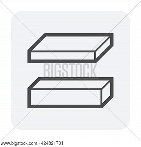 Steel Plate Icon