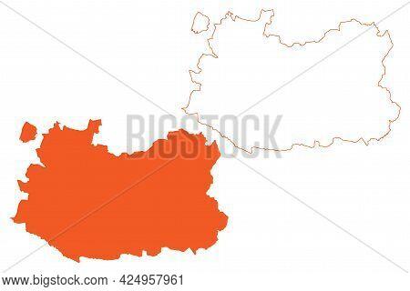 Province Of Ciudad Real (kingdom Of Spain, Autonomous Community Castilla-la Mancha Or Castile La Man