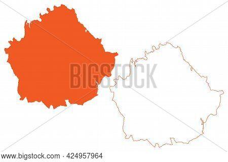 Province Of Cuenca (kingdom Of Spain, Autonomous Community Castilla-la Mancha Or Castile La Mancha)