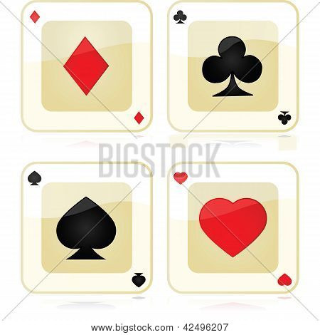 Playing Card Icons