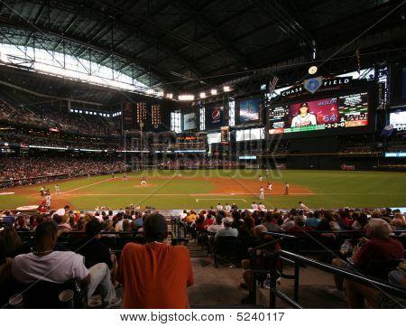 Chase Field In Phoenix Arizona