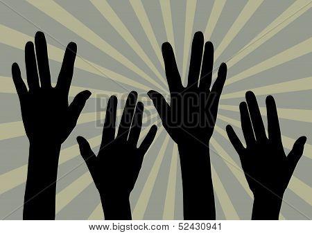 Praise Hand