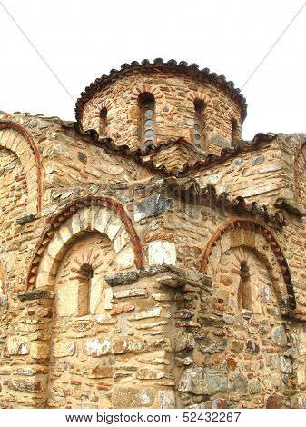 Byzantine Church Of The Panagia In Fodele