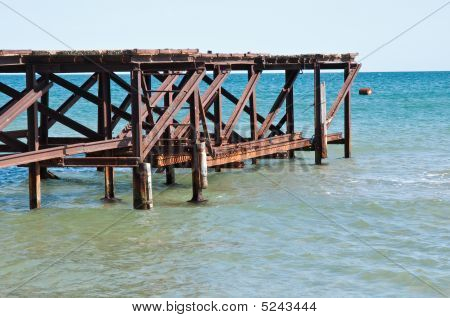 Sea Landing Stage