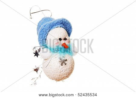 Christmas Toy Snowman.