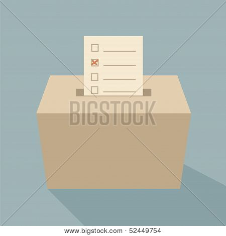 Ballot Box Vote