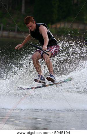 Extreme Sport Stunt