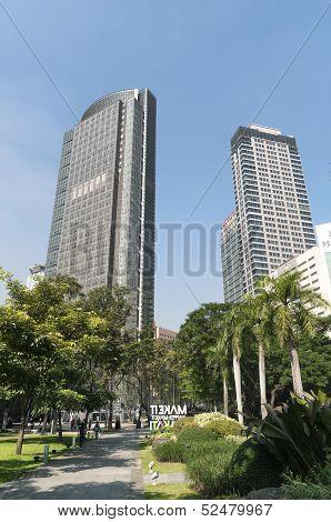Ayala Tower, Manila - Philippines