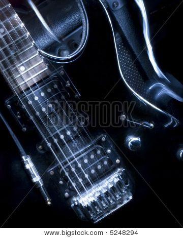 Radiating Guitar