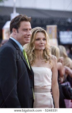 John Travolta And Michelle Pfeiffer