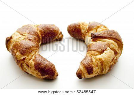 Lye croissants