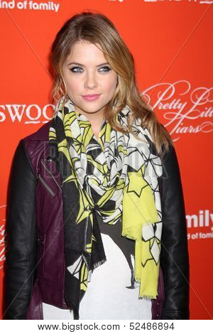 LOS ANGELES - OCT 15:  Ashley Benson at the