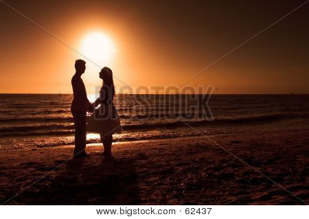 Love: At Sunset