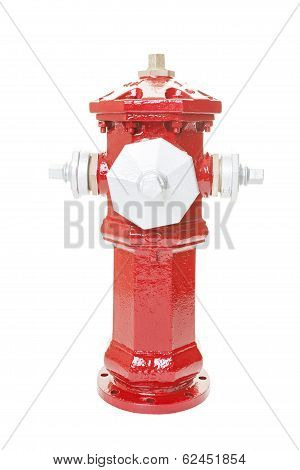 Fire Hydrant With Clipping Path