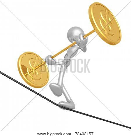 Tightrope Dollar