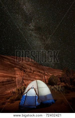 Milky Way Campsite