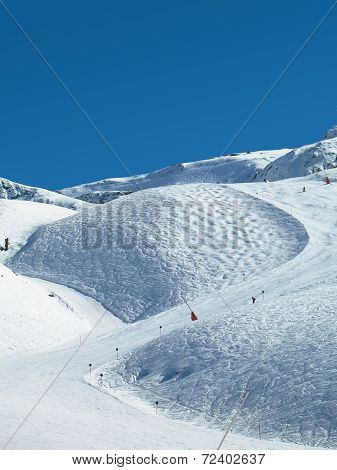 Skislopes Of Ischgl