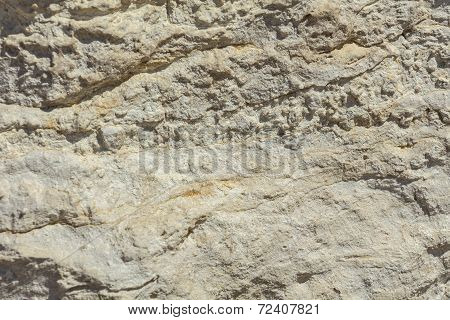 Texture of stone-Coast