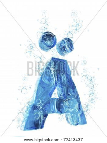 Liquid Character