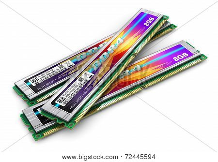 DDR4 memory modules