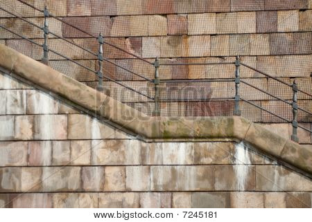 Aged Stair