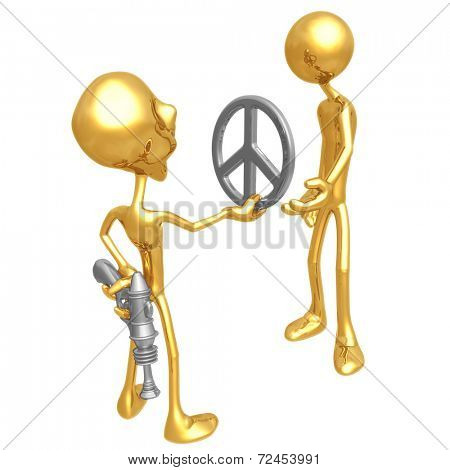 We Come In Peace