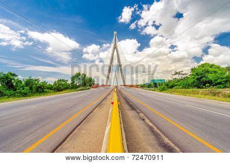Mauricio Báez Bridge, Dominican Republic