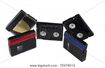 Videocassettes