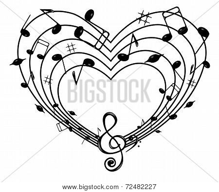 Heart Of The Music .