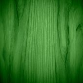 raw wooden plank background or wood grain green texture poster