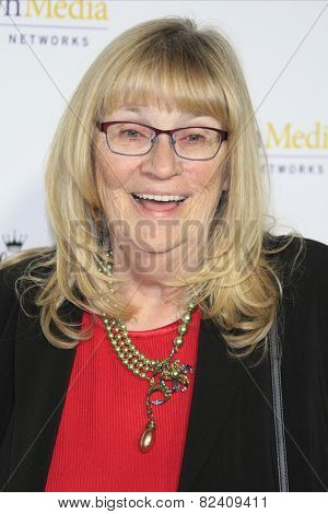 LOS ANGELES - JAN 8: Joanne Fluke at the TCA Winter 2015 Event For Hallmark Channel and Hallmark Movies & Mysteries at Tournament House on January 8, 2015 in Pasadena, CA