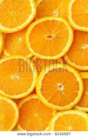orange slice texture