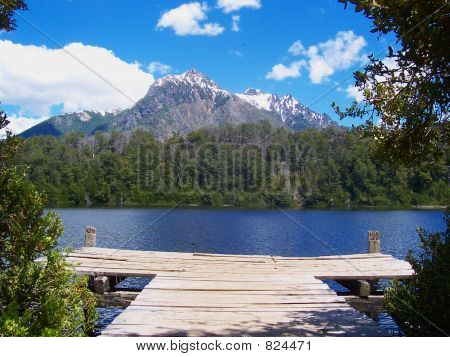 Small Lake Jetty