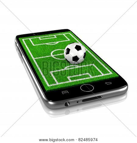 Soccer On Smartphone, Sports App