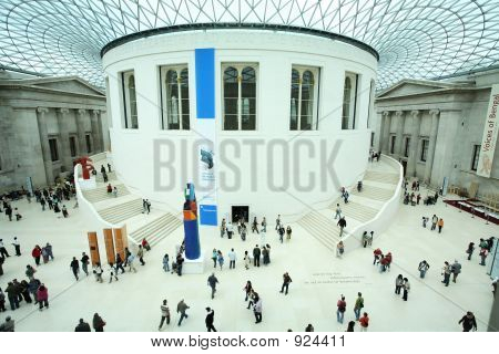 British Museum Great Hall