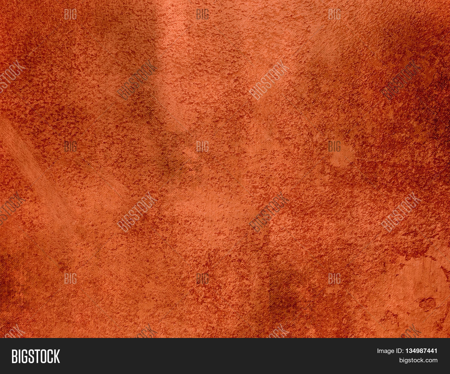 Rust Orange Red Background Abstract