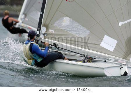 Sailing Finn 04