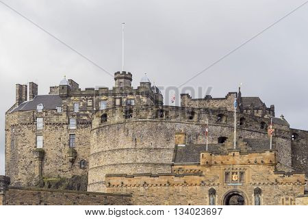The Beautiful Stirling Castle